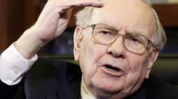 Warren Buffett offre son appui au projet d'oléoduc Keystone