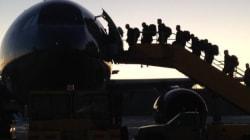 Des soldats canadiens partent en mission en Europe de