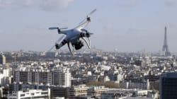 Le drone parisien d'Al-Jazeera confisqué par la
