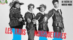 «Les Trois Mousquetaires»: Éric Bruneau et Julie LeBreton en