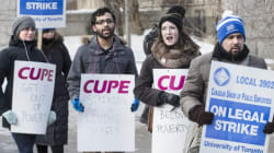 U of T's Generous Teaching Assistant Agreement Is Nothing to Strike