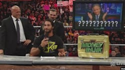 WWE's Monday Night Raw: Quand Jon Stewart attaque Seth