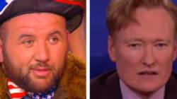 TPMP hué et à nouveau moqué dans l'émission de Conan