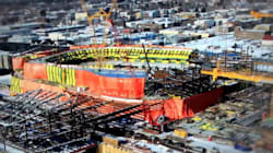 WATCH: Amazing Timelapse Of Oilers Arena