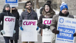 As a U of T Student I'm Striking Over Funding, Not Hourly