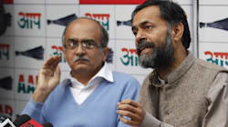 Morning Wrap: Yadav, Bhushan Axed From Top AAP Posts; 'Transgender' Now Acceptable In Indian