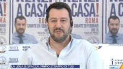 Salvini tende la mano a Tosi a poche ore dal faccia a faccia