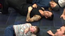 La réaction exemplaire de Maroon 5 face à la crise de panique d'un fan