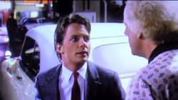 Scène coupée dans «Back To The Future»: Marty McFly inquiet à l'idée d'être