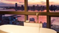 10 hoteles con vistas impresionantes desde el cuarto de