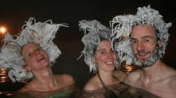 La photo qui va mettre le Hair Freezing Contest sur la