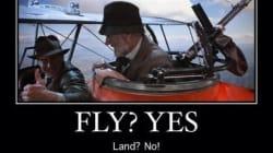 Accident d'avion de Harrison Ford: Les admirateurs de l'acteur réagissent avec humour sur
