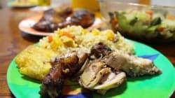 スパイシーなチキンと南国食材の不思議なハーモニー、ジャマイカの家庭料理をいただいてきた