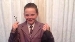 Un élève renvoyé de l'école pour s'être déguisé en «Cinquante nuances de