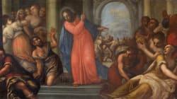 Jésus et les vendeurs du
