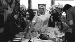 Des photos de John Lennon et Yoko Ono découvertes en