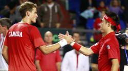 Coupe Davis: Le Canada et le Japon à