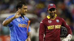 Dhoni Speaks At Length About Handling
