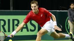 Coupe Davis: le Canada repasse devant le