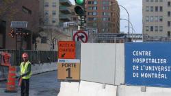 Chantier du CHUM: la FTQ-Construction dénonce la place de