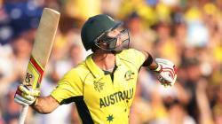 Maxwell Ton Propels Australia Past Sri