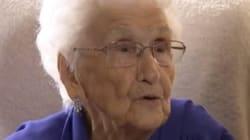 Alexina Therrien, 109 ans, témoin privilégiée de l'évolution du droit des