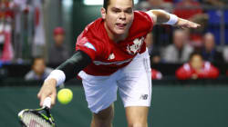 Coupe Davis: Raonic