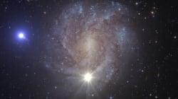 Estrela mais rápida da Via Láctea está deixando a