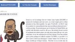 Un candidat soutenu par l'UMP épinglé pour avoir partagé une caricature de Taubira en