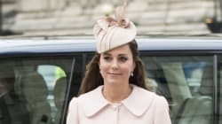 Duchess Of Cambridge Is Pretty In