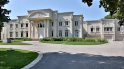 Versailles-Inspired Toronto Mansion Fails To Sell At