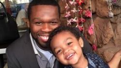 À deux ans, le fils de 50 Cent décroche un premier gros