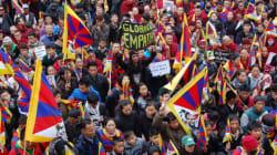 Tibetan Refugees In India Mark 56th Anniversary Of The Tibetan National