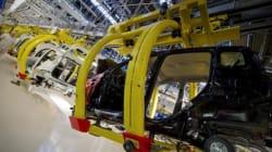 Cala la produzione industriale in Italia: -2,2% rispetto a inizio 2014, -0,7% rispetto a