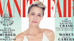 Robin Wright est sublime en couverture du Vanity Fair