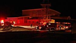 Sainte-Anne-des-Monts: Incendie au musée