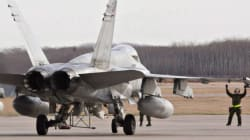 Canadian Jets Conduct 3 More Iraq Strike
