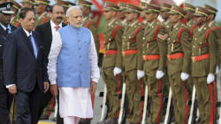 India, Mauritius Ink 5 Agreements On Modi Visit; Sign Pact For Import Of Indian