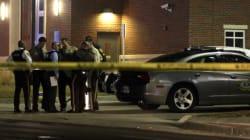 ファーガソンで警官2人が銃撃される 人種差別に抗議するデモの最中
