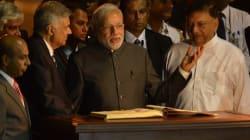 PM Narendra Modi Arrives In Sri Lanka As Final Stop Of His 3-Nation