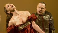 «Richard III» au TNM: inégal