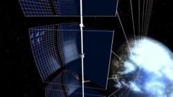 Des panneaux solaires dans l'espace? L'avancée scientifique qui permet d'y
