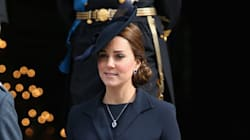 Duchess Of Cambridge Is Chic In