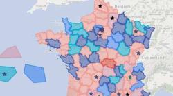 Corrèze, Seine-Saint-Denis, Pas-de-Calais... La carte des incontournables des