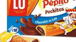 Des paquets de Pepito retirés de la vente à cause de