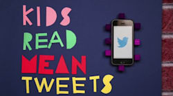 «Kids Read Mean Tweets», une vidéo contre l'intimidation en