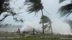 L'Onu redoute le pire dans le Pacifique après le passage du cyclone