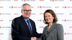 Un nouvel accord entre Radio-Canada et ARTE