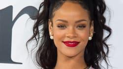 Rihanna devient la première égérie noire de
