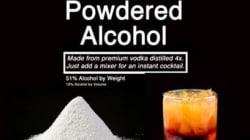 Ora Vodka e rum si potranno sniffare. Almeno in